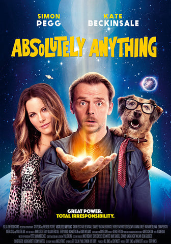 Absolutely Anything (2015) (HNR) - Anthology Ottawa