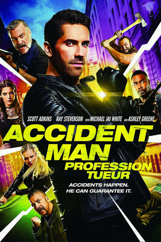 Accident Man (2018) (HNR) - Anthology Ottawa