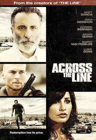 Across The Line (The Exodus of Charlie Wright) (2010) (C)