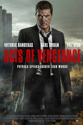 Acts of Vengeance (2017) (HNR) - Anthology Ottawa