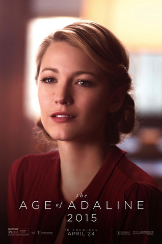 The Age of Adaline (2015) (7NR) - Anthology Ottawa