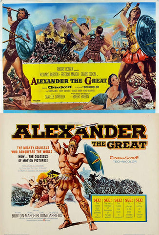 Alexander The Great (1956) (C) - Anthology Ottawa