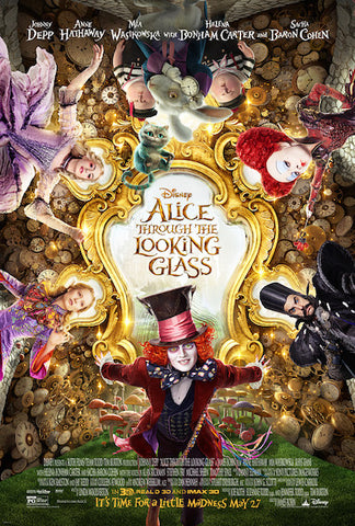 Alice Through The Looking Glass (2016) (HNR) - Anthology Ottawa