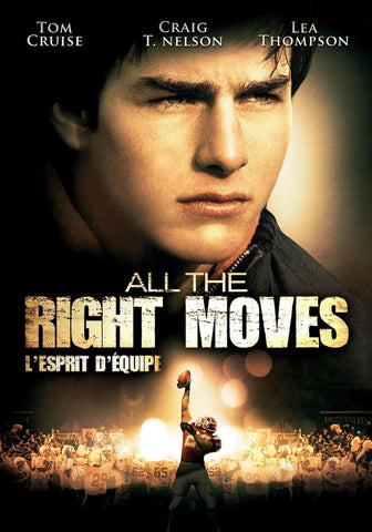 All The Right Moves (1983) (C) - Anthology Ottawa