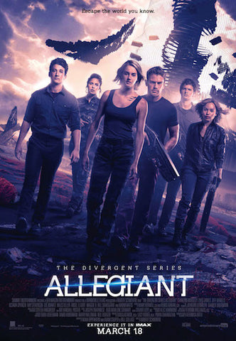 Allegiant (2016) (HNR) - Anthology Ottawa