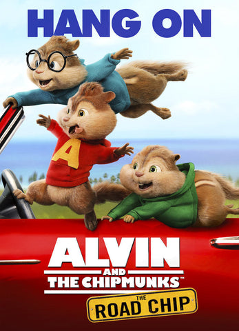 Alvin and the Chipmunks: The Road Chip (2015) (HNR) - Anthology Ottawa