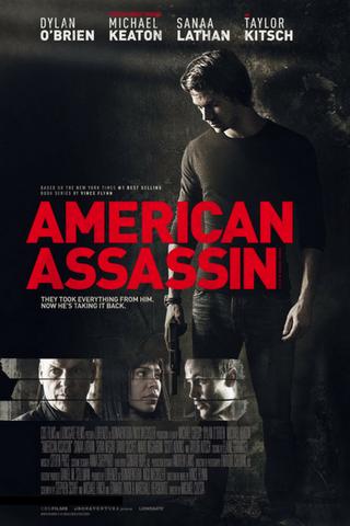 American Assassin (2017) (HNR)
