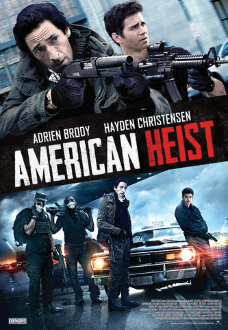 American Heist (2014) (7NR) - Anthology Ottawa