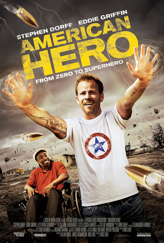 American Hero (2015) (HNR) - Anthology Ottawa