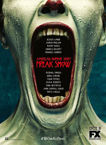 American Horror Story: Freak Show - The Complete Fourth Season (2014) (TNR) - Anthology Ottawa