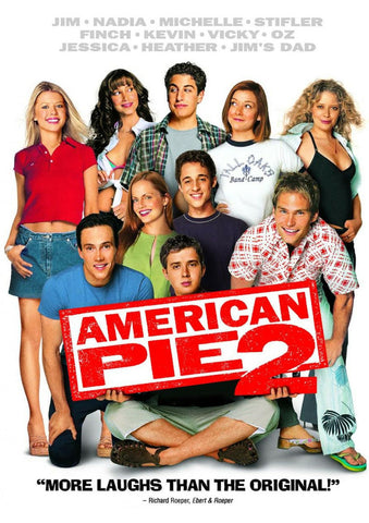 American Pie 2 (2001) (C) - Anthology Ottawa