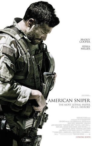 American Sniper (2014) (7NR) - Anthology Ottawa