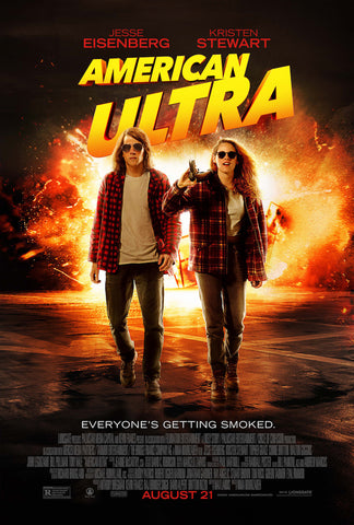 American Ultra (2015) (HNR) - Anthology Ottawa