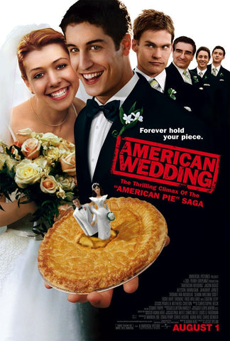 American Wedding (2003) (C) - Anthology Ottawa