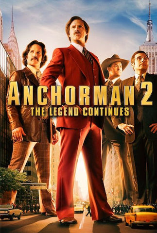 Anchorman 2: The Legend Continues (2013) (C) - Anthology Ottawa
