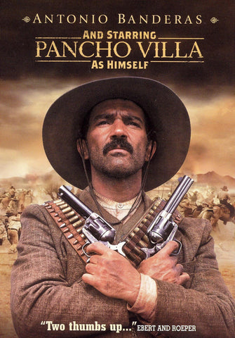 And Starring Pancho Villa As Himself (2003) (C) - Anthology Ottawa