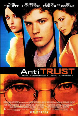 Antitrust (2001) (C) - Anthology Ottawa