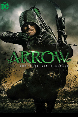 Arrow: The Complete Sixth Season (2017) (THNR14)