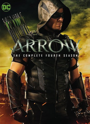 Arrow: The Complete Fourth Season (2015) (THNR14) - Anthology Ottawa