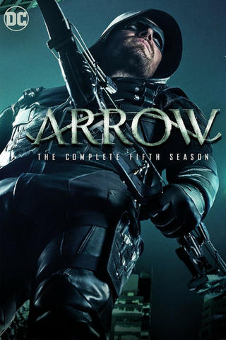 Arrow: The Complete Fifth Season (2016) (THNR14)