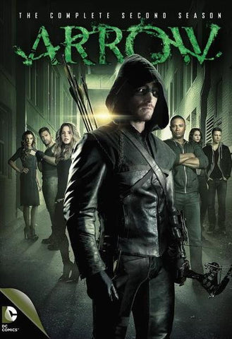 Arrow: The Complete Second Season (2013) (TC14) - Anthology Ottawa
