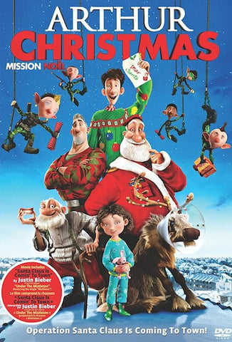 Arthur Christmas (2011) (C) - Anthology Ottawa