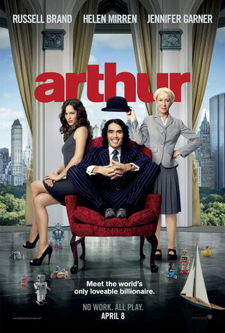 Arthur (2011) (C) - Anthology Ottawa