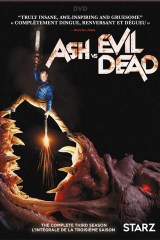 Ash vs. Evil Dead: The Complete 3rd Season (2018) (THNR)