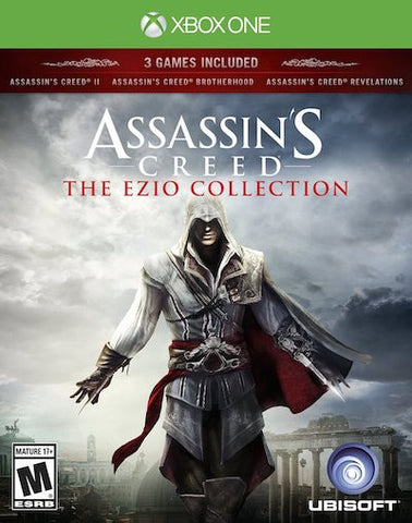Assassin's Creed: The Ezio Collection (2016) XB1 (GHNR) - Anthology Ottawa
