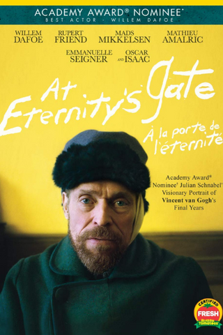 At Eternity's Gate (2018) (HNR)