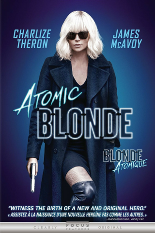 Atomic Blonde (2017) (HNR) - Anthology Ottawa