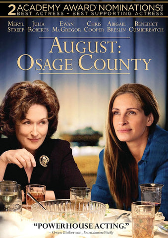 August: Osage County (2013) (C) - Anthology Ottawa