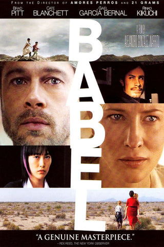 Babel (2006) (C) - Anthology Ottawa