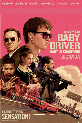 Baby Driver (2017) (HNR) - Anthology Ottawa