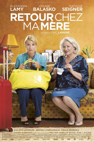 Back To Mom's (Retour chez ma mère) (2016) (HNR) - Anthology Ottawa