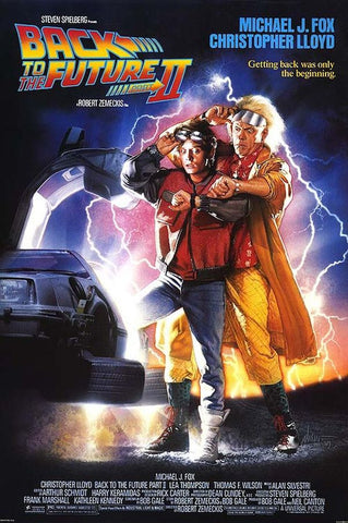 Back to the Future II (1989) (SC) - Anthology Ottawa