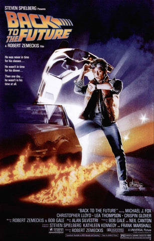 Back To The Future (1985) (SC) - Anthology Ottawa
