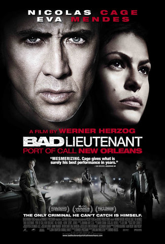 Bad Lieutenant: Port of Call New Orleans (2009) (C) - Anthology Ottawa