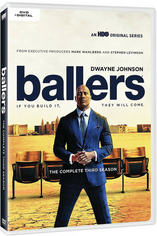 Ballers: The Complete Third Season (2017) (THNR) - Anthology Ottawa