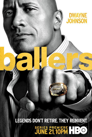 Ballers: The Complete First Season (2015) (THNR) - Anthology Ottawa
