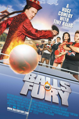 Balls of Fury (2007) (C) - Anthology Ottawa
