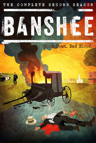 Banshee: The Complete Second Season (2014) (TC14) - Anthology Ottawa