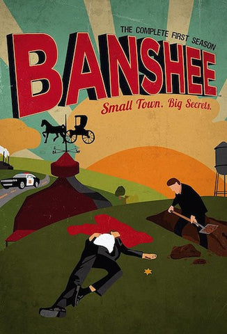 Banshee: The Complete First Season (2013) (TC14) - Anthology Ottawa