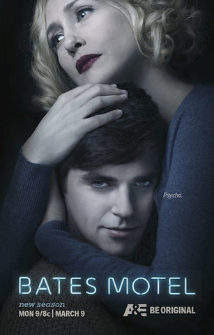 Bates Motel: Season Three (2015) (TNR) - Anthology Ottawa