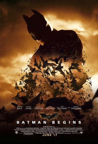 Batman Begins (2005) (C) - Anthology Ottawa
