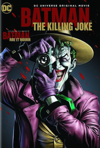Batman: The Killing Joke (2016) (HNR) - Anthology Ottawa