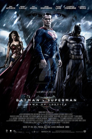 Batman v. Superman: Dawn of Justice (2016) (HNR) - Anthology Ottawa