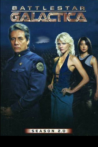 Battlestar Galactica: Season 2.0 (2005) (TC14) - Anthology Ottawa