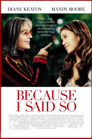 Because I Said So (2007) (SC) - Anthology Ottawa