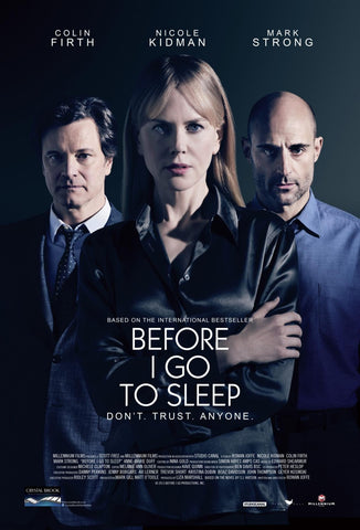 Before I Go To Sleep (2014) (7NR) - Anthology Ottawa